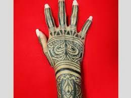 Filipino Tribal Art Tattoo