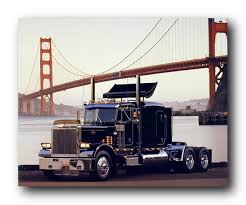 100 Semi Truck Pictures Amazoncom Peterbilt At San Francisco Golden Gate Bridge