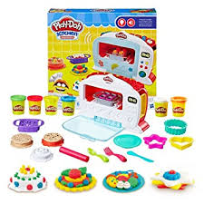 Amazon Play Doh Kitchen Creations Magical Oven Toys & Games