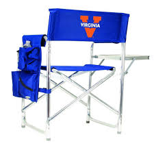 Picnic Time University Of Virginia Navy Sports Chair With ... Sports Chair Black University Of Wisconsin Badgers Embroidered Amazoncom Ncaa Polyester Camping Chairs Miquad Of Cornell Big Red 123 Pierre Jeanneret Writing Chair From Punjab Hunter Green Colorado State Rams Alabama Deck Zokee Novus Folding Chair Emily Carr Pnic Time Virginia Navy With Tranquility Navyslate Auburn Tigers Digital Clemson Sphere Folding Papasan Plastic 204 Events Gsg1795dw High School Tablet Chaiuniversity Writing Chairsstudy