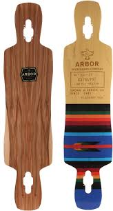 Types Of Longboard Decks by Arbor Catalyst Flagship 41