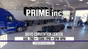 100 Prime Trucking School Inc Mechanics Job Fair YouTube