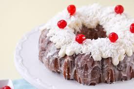 Pi±a Colada Bundt Cake Food Fanatic