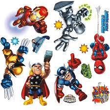Superhero Wall Decor Stickers by Baby Super Heroes Buscar Con Google Super Heroes Pinterest