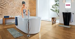 holzboden im bad mit haro parkett spa