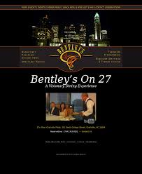 100 Bentleys On 27 On Competitors Revenue And Employees Owler