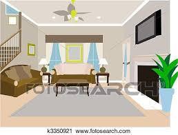 living room clipart emptylivingroomclipart