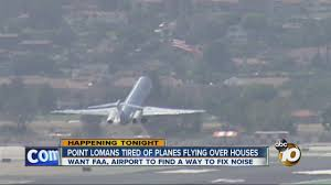 100 Point Loma Houses Residents Tired Of Planes Flying Over Houses