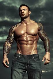 Celebrity With Muscles Tattoos In 2018