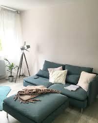 ikea söderhamn in finsta türkis wohnung wohnzimmer