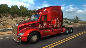 Save 50% On American Truck Simulator - Valentine's Paint Jobs Pack ... Webasto Displaying Fuelefficient Air Top Bunk Heaters At Mid Brigtees Trucking Industry Apparel 2013 Midamerica Show Directory Buyers Guide By Your Custom Truck Classic And Cool Crashes Dash Cam Compilation 2017 Accidents Truck Crash In Schneider National Inc Ride Of Pride 8745 Photos Cargo Selfdriving Trucks 10 Breakthrough Technologies Mit American Truckingdotorg Twitter Elvis Presley What America Has Learned 40 Years After Death Time