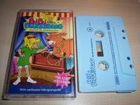 bibi blocksberg hörspiel mc 006 6 die kuh im schlafzimmer kassette 6 auflage blau kiddinx gebr
