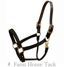 100 Farm House Tack Walsh 34 Breakaway Halter