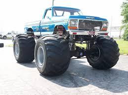 100 Bigfoot Monster Truck History HE EXISTS 4x4 Open House Jun 4 2011 56K Go Away