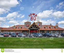World's Largest Truck Stop Iowa 80 Editorial Photo - Image Of ...