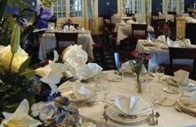 The Nittany Lion Inn Front Desk Guestroom Dining Room