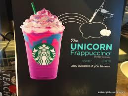 Starbucks Unicorn Frappuccino Ad