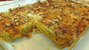 Pumpkin Crunch Recipe Hawaiian Electric by Betty U0027s Pumpkin Pie Cake Thanksgiving Youtube