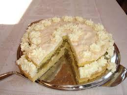 rezept stachelbeer baiser torte