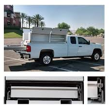 Utility Beds, Service Bodies, And Tool Boxes For Work Pickup Trucks