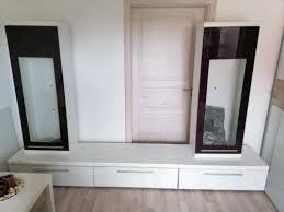 schrankwand möbel tv wand board lowboard wohnzimmer
