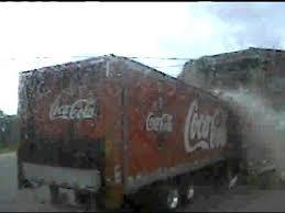 100 Truck Wrecks Caught On Tape CocaCola Crash Camera US News Sky News