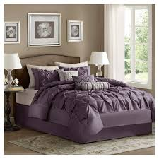Plum Taupe Pewter Silver White
