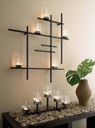 modern wall candle holder foter
