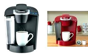 Red Keurig Coffee Maker Makers Light Pink