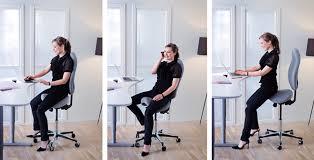 si e assis genoux travailler assis debout quels effets sur ma santé azergo