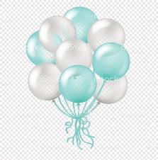 Balloon In Transparent Background royalty free balloon in transparent background stock vector art &
