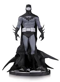Long Halloween Batman Figure by Amazon Com Dc Collectibles Batman Black U0026 White Batman By Jae