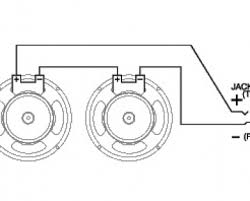 2x10 Bass Cabinet 8 Ohm by Speaker Wiring Configurations