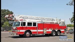 100 Pierce Trucks 1991 Arrow 105 Ladder Truck For Sale By Truck Site YouTube