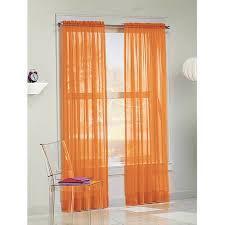 Lichtenberg Curtains No 918 by No 918 Calypso Sheer Voile Rod Pocket Curtain Panel Walmart Com