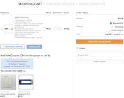 How To Find Coupon Codes That Have Been Added To Your ... Csgo Empire Promo Code Fat Pizza Coupon 2018 Target Toy Book Just Released The Krazy Coupon Lady Truckspring Com Iup Coupons Paytm Hacked 10 Off 50 Bedding Customize Woocommerce Cart Checkout And Account Pages With Css Groupon For Vamoose Bus Gamestop Black Friday Deals On Xbox One Ps4 Are Still Facebook Ads Custom Audiences Everything You Need To Know How In Virginia True Metrix Air Meter Ad Preview 12621 All Things