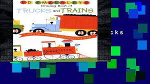 100 Trains Vs Trucks PDF Ed Emberley S Drawing Book Of And PDF