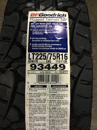 1 New LT 225 75 16 LRE 10 Ply BFGoodrich Rugged Terrain T/A Tire Numbers Game How To Uerstand The Information On Your Tire Truck Tires Firestone 10 Ply Lowest Prices For Hercules Tires Simpletirecom Coker Tornel Traction Ply St225x75rx15 10ply Radial Trailfinderht Dt Sted Interco Topselling Lineup Review Diesel Tech Inc Present Technical Facts About Skid Steer 11r225 617 Suv And Trucks Discount Bridgestone Duravis R250 Lt21585r16 E Load10 Tirenet On Twitter 4 New Lt24575r17 Bfgoodrich Mud Terrain T Federal Couragia Mt Off Road 35x1250r20 Lre10 Ply Black Compasal Versant Ms Grizzly