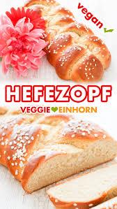 veganer hefezopf