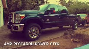 2016 Ford F350 AMP Research Power Step - YouTube Amp Steps By Research Stripes And More Quality Amp Powerstep Truck Running Boards Bedstep Side Steps Questions Ford F150 Forum Community Of Super Duty Power Step Install Diesel Bed 2 Powerstep Automatic Retractable Bedstep2 Installation 8lug Magazine 7714101a Xl Fits 0914 Bedstep Campways Accessory World