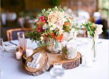 Bright Flower Table Decor