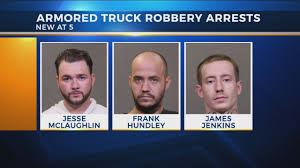 Three Arrested For Armored Truck Robbery - YouTube Columbus Police Searching For Three Armed Suspects After Brinks Garda Armored Truck Insssrenterprisesco Car Guard Shot In Sacramento Credit Union Robbery Armored Robbed Outside Wells Fargo Inglewood Abc7com Cmpd Vesgating Of West Charlotte Smart Water Anti System Sign On The Back An Armoured Truck Driver Shoots Atmpted Robber In Little Village Worker Fatally Midcity Bank 1922 Us Mint Denver Suspect Dead Phoenix Youtube By Man And Woman East Side Wsyx