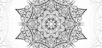 Nicole Flower Free Printable Complex Coloring Pages