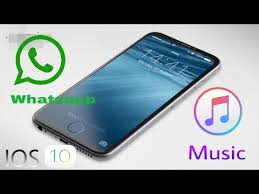 How to send songs from iPhone via whatsapp