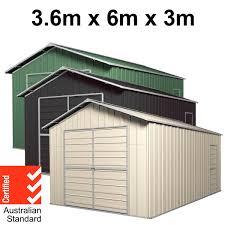 Garage Building 188 3D Model