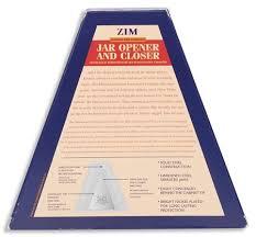 under counter zim jar opener mounts under cabinet