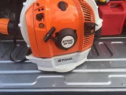 New Stihl Blower BR700