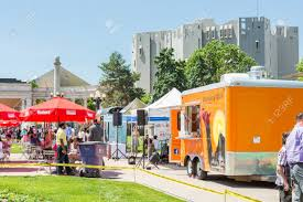Denver, Colorado, USA-June 9, 2016. Food Trucks At The Civic.. Stock ... Food Trucks In Boulder Colorado Home Facebook Record Crowd At Truck Cookoff Shows Springs Appetite Guide Best Eats And Treats 2018 Tuesday Denver Usajune 9 2016 Trucks The Civic Center Usa June Stock Photo Edit Now On The Hook Fish Chips Food Truck Reeling Customers Across 4 Mile High Milehighcustomfoodtrucks Instagram Account Pile Burgers Passport Page