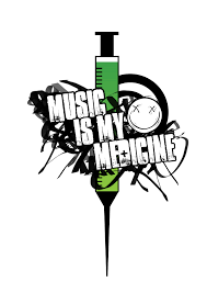 Music Is My Medicine By ShiftyMunky
