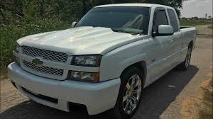 White 2003 Silverado Ss For Sale - YouTube Chevrolet Ssr Wikipedia Chevy Silverado Ss Regular Cab Auto Express 2003 1500 Ss Extended Cab Pickup Truck Appglecturas Rims Images Fuel Coupler Bds Suspension Chazss Specs Photos Fs 2wd 53 V8 Customized Truck Ls1tech White Ss For Sale Youtube 48l 112954 Preowned 860 Overview Cargurus Hd Photos And Wallpapers Of Manufactured By